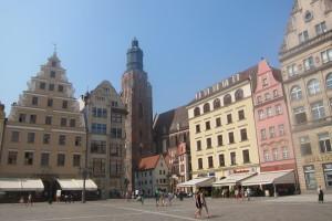 Rynek mit Elisabethkirche
